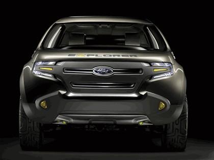 2008 Ford Explorer America concept 10