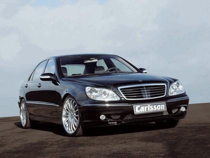 1999 Mercedes-Benz S-klasse ( W220 ) by Carlsson 1