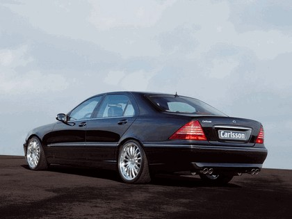 1999 Mercedes-Benz S-klasse ( W220 ) by Carlsson 2