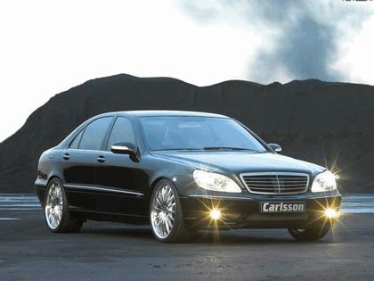 1999 Mercedes-Benz S-klasse ( W220 ) by Carlsson 3