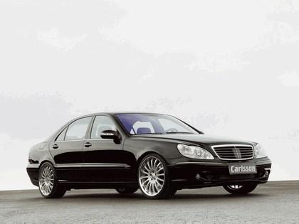 1999 Mercedes-Benz S-klasse ( W220 ) by Carlsson 4