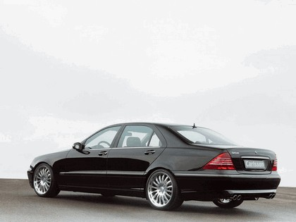 1999 Mercedes-Benz S-klasse ( W220 ) by Carlsson 5