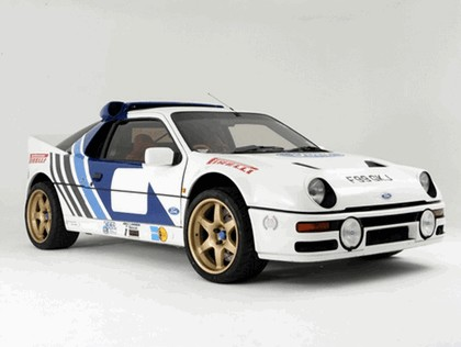 1986 Ford RS200 rally 1