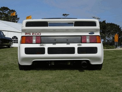 1986 Ford RS200 rally 2