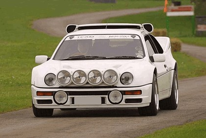 1986 Ford RS200 rally 7