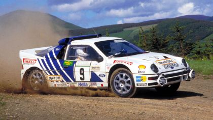 1986 Ford RS200 rally 6