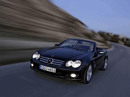 2006 Mercedes-Benz SL350 2