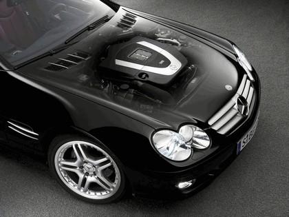 2006 Mercedes-Benz SL350 17