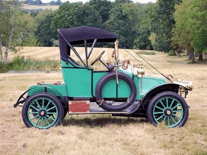 1912 Renault Type AX Tourer 2