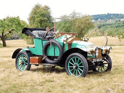 1912 Renault Type AX Tourer 3