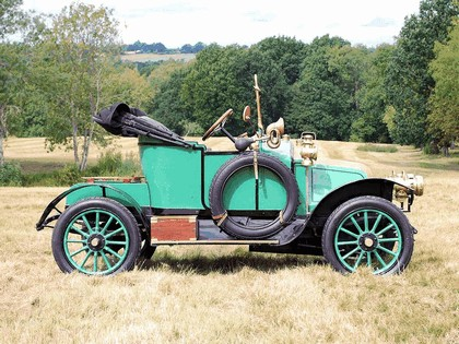 1912 Renault Type AX Tourer 4