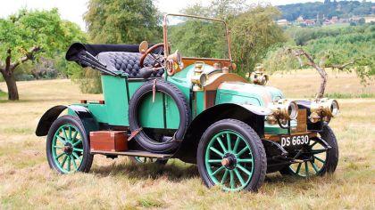 1912 Renault Type AX Tourer 8