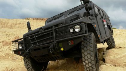 2010 Renault Sherpa Light Scout 1