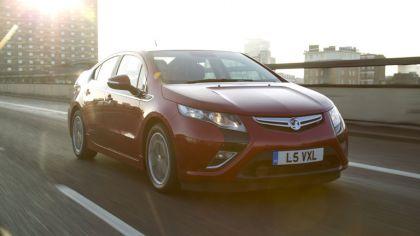 2012 Vauxhall Ampera Earth 8
