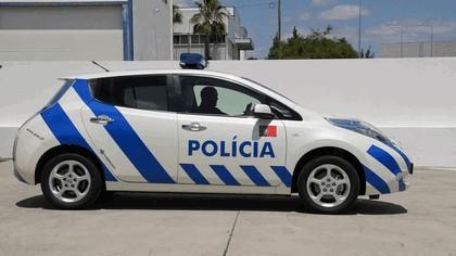 2012 Nissan Leaf - Portuguese Police 2