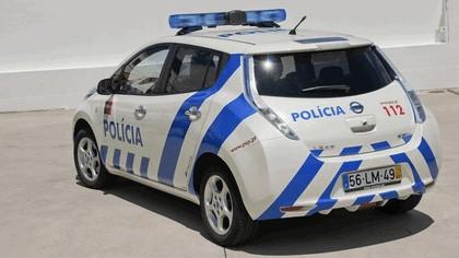 2012 Nissan Leaf - Portuguese Police 3