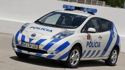 2012 Nissan Leaf - Portuguese Police 4