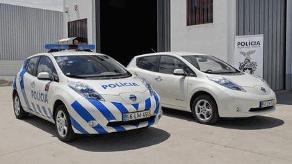 2012 Nissan Leaf - Portuguese Police 5