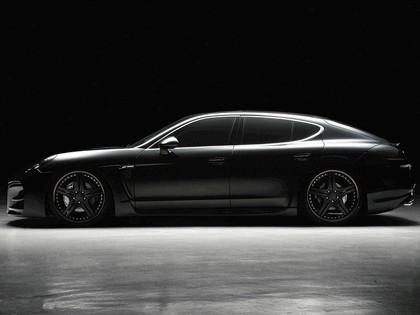 2012 Porsche Panamera ( 970 ) S Black Bison by Wald 2