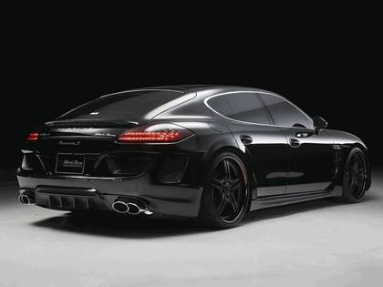 2012 Porsche Panamera ( 970 ) S Black Bison by Wald 3