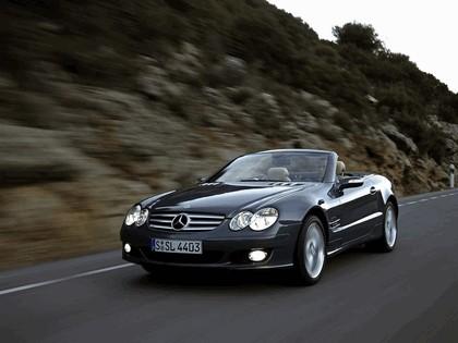 2006 Mercedes-Benz SL600 1