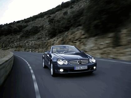 2006 Mercedes-Benz SL600 2