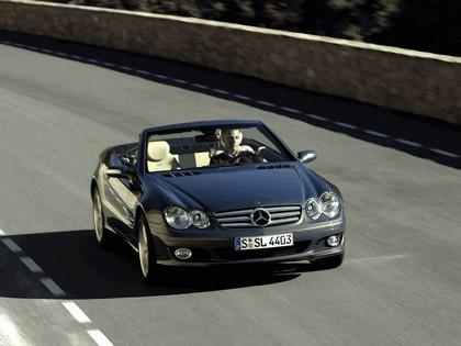 2006 Mercedes-Benz SL600 3