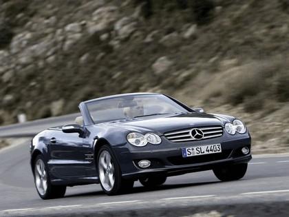 2006 Mercedes-Benz SL600 4