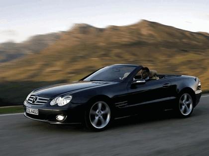2006 Mercedes-Benz SL600 5