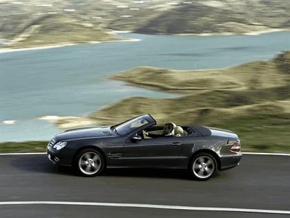 2006 Mercedes-Benz SL600 11