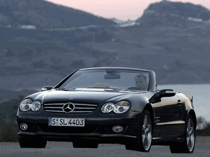 2006 Mercedes-Benz SL600 14