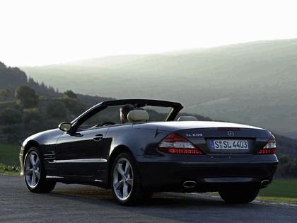 2006 Mercedes-Benz SL600 16
