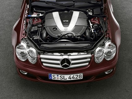 2006 Mercedes-Benz SL600 20
