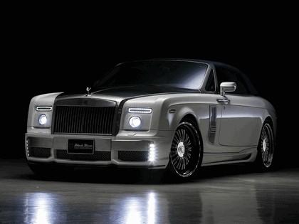 2012 Rolls-Royce Phantom Drophead coupé Black Bison by Wald 1