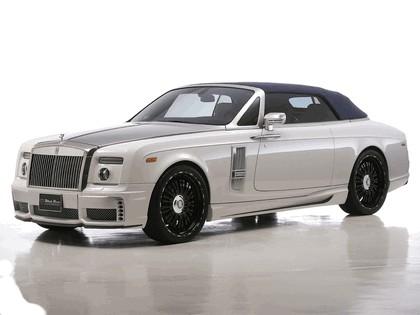 2012 Rolls-Royce Phantom Drophead coupé Black Bison by Wald 4