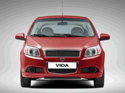 2012 Zaz Vida hatchback 1