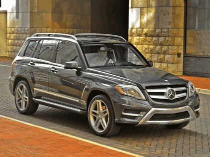 2012 Mercedes-Benz GLK350 ( X204 ) 4Matic - USA version 1