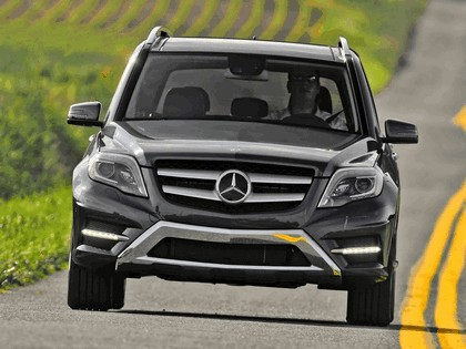 2012 Mercedes-Benz GLK350 ( X204 ) 4Matic - USA version 5