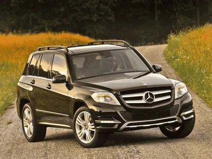 2012 Mercedes-Benz GLK350 ( X204 ) 4Matic - USA version 10