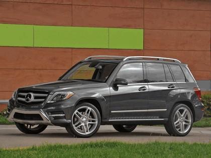 2012 Mercedes-Benz GLK350 ( X204 ) 4Matic - USA version 12