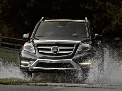 2012 Mercedes-Benz GLK350 ( X204 ) 4Matic - USA version 17