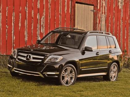 2012 Mercedes-Benz GLK350 ( X204 ) 4Matic - USA version 22