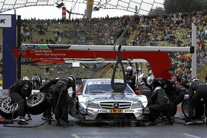 2012 Mercedes-Benz C-klasse coupé DTM - Munich 39