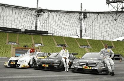 2012 Mercedes-Benz C-klasse coupé DTM - Munich 42