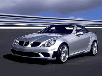 2006 Mercedes-Benz SLK55 AMG ''Ultimate experience Asia'' 3