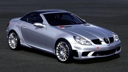 2006 Mercedes-Benz SLK55 AMG ''Ultimate experience Asia'' 4