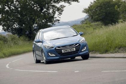 2012 Hyundai i30 wagon - UK version 1