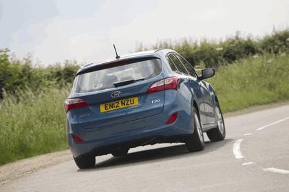 2012 Hyundai i30 wagon - UK version 5