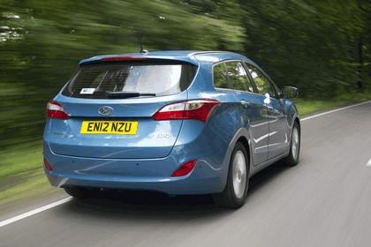 2012 Hyundai i30 wagon - UK version 15