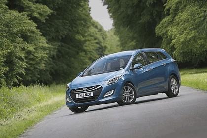 2012 Hyundai i30 wagon - UK version 19